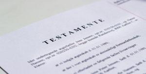 Når dokumentet er færdigt, modtager du det endelige som er klar til underskrift