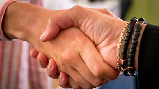Indgåelse af aftaler