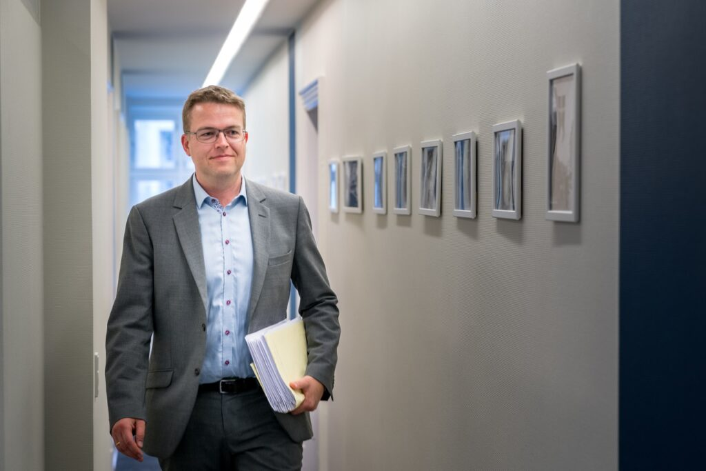 Advokat Ulrik Grønborg